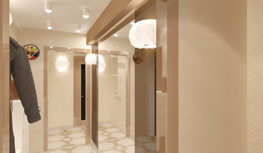 Дизайн интерьера и ремонт однокомнатной квартиры по ул. Бажова 134 21