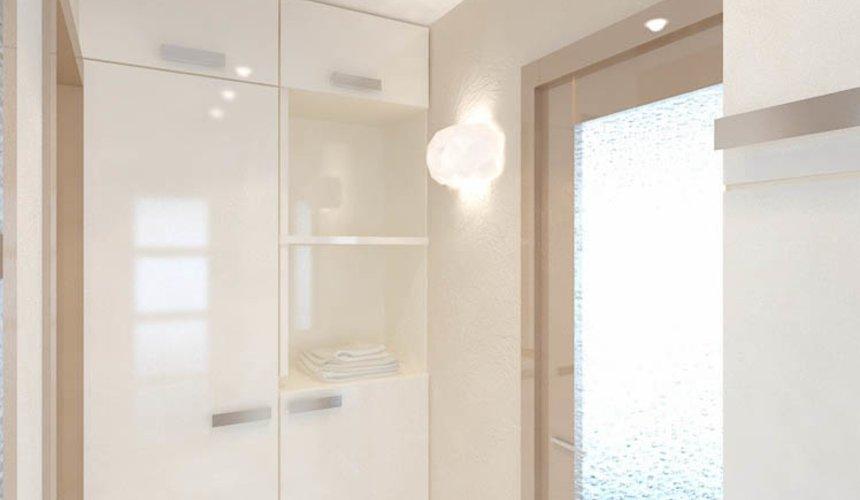 Дизайн интерьера и ремонт однокомнатной квартиры по ул. Бажова 134 23