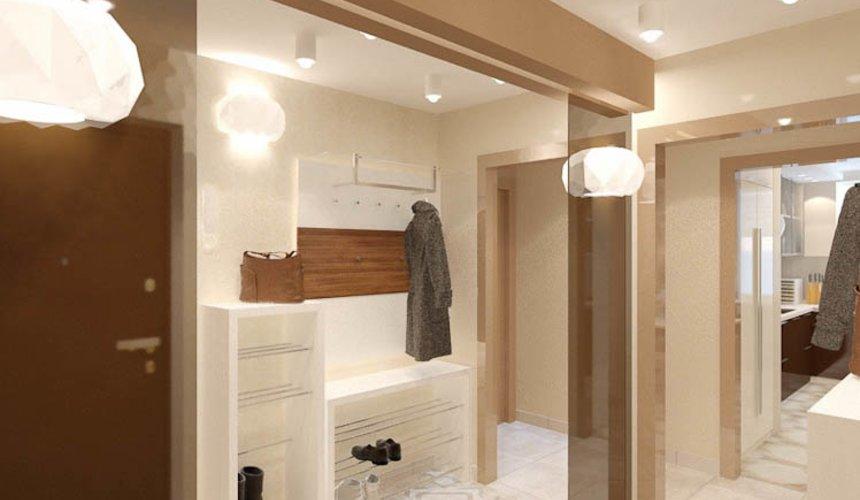 Дизайн интерьера и ремонт однокомнатной квартиры по ул. Бажова 134 24