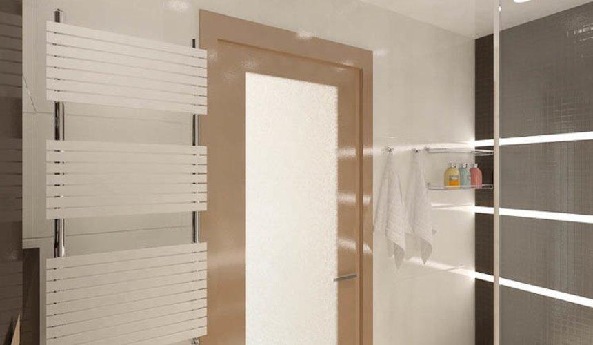Дизайн интерьера и ремонт однокомнатной квартиры по ул. Бажова 134 30
