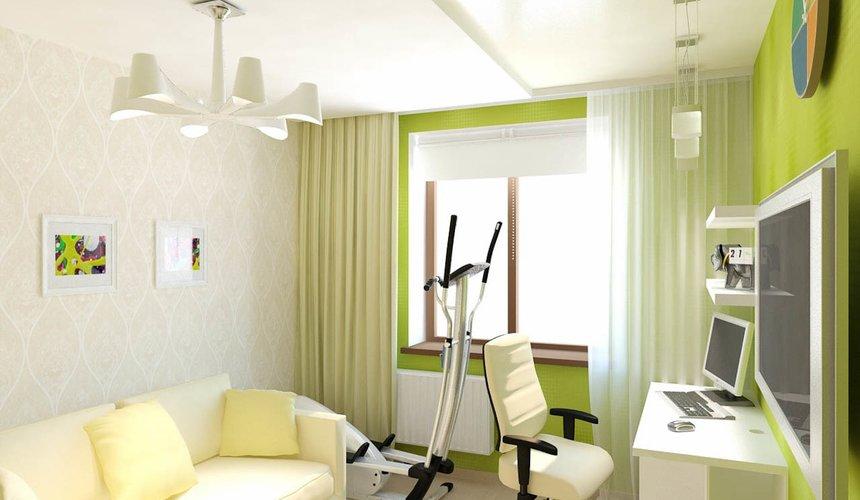Дизайн интерьера двухкомнатной квартиры по ул. Бебеля 156 16