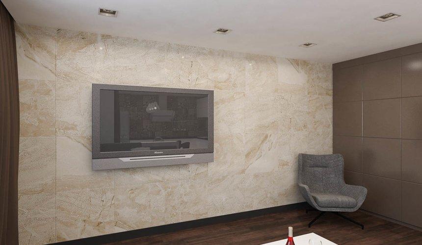 Дизайн интерьера однокомнатной квартиры по ул. Гагарина 27 9