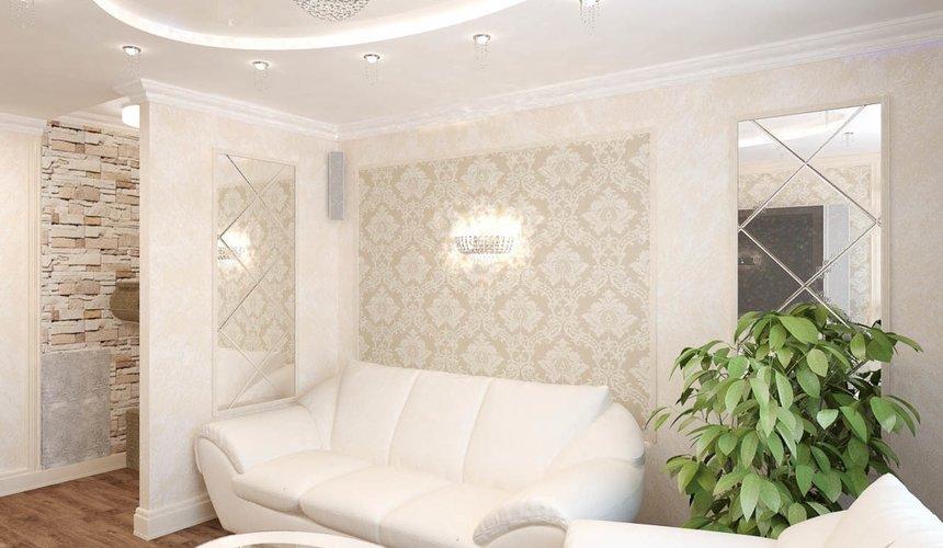 Дизайн интерьера двухкомнатной квартиры по ул. Бебеля 156 5