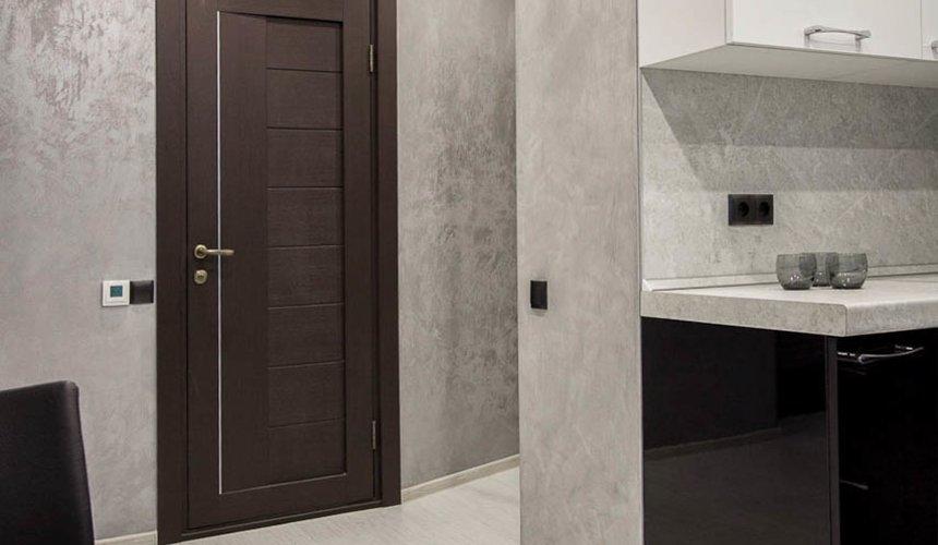 Дизайн интерьера и ремонт однокомнатной квартиры по ул. Комсомольская 45 11