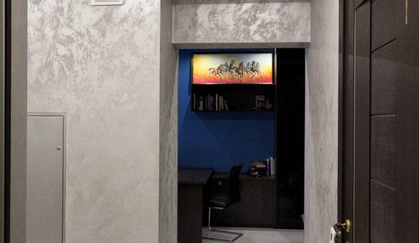 Дизайн интерьера и ремонт однокомнатной квартиры по ул. Комсомольская 45 14