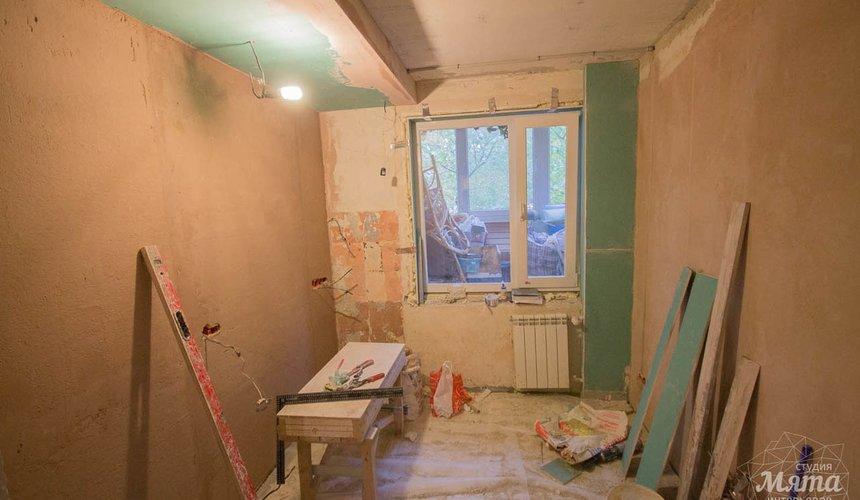 Дизайн интерьера и ремонт однокомнатной квартиры по ул. Бажова 134 1