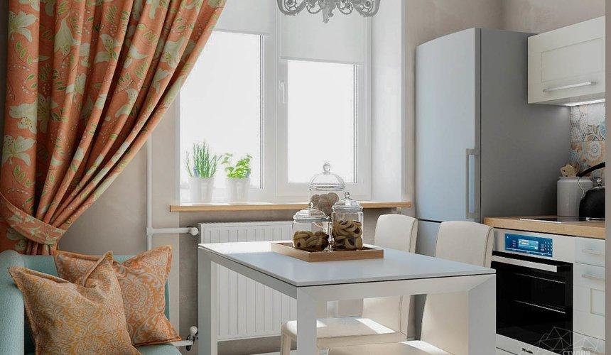Дизайн интерьера однокомнатной квартиры по ул. Мичурина 231 3