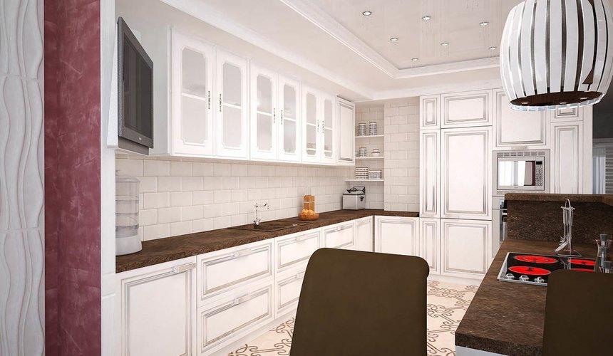 Дизайн интерьера четырехкомнатной квартиры по ул. Шевченко 18 4