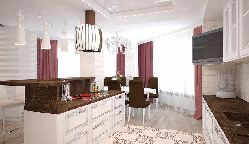 Дизайн интерьера четырехкомнатной квартиры по ул. Шевченко 18 6