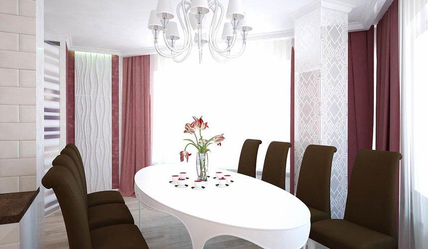 Дизайн интерьера четырехкомнатной квартиры по ул. Шевченко 18 8