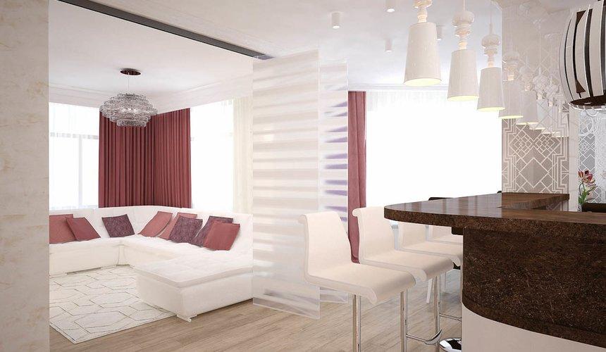 Дизайн интерьера четырехкомнатной квартиры по ул. Шевченко 18 9