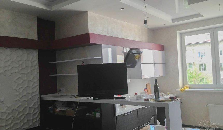 Дизайн интерьера и ремонт трехкомнатной квартиры по ул. Попова 33а 43