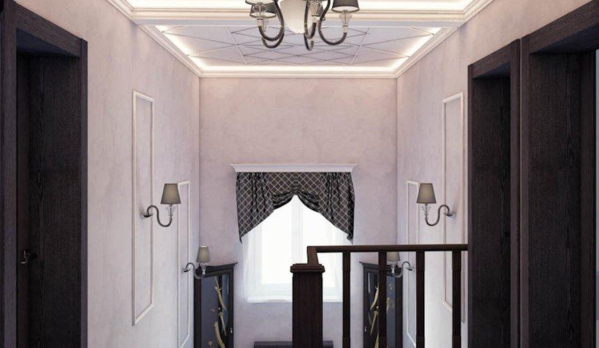 Дизайн интерьера коттеджа в п. Новый Исток 26