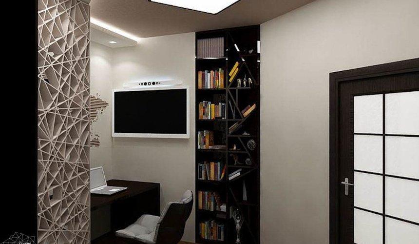 Дизайн интерьера трехкомнатной квартиры по ул. Куйбышева 21-2 11