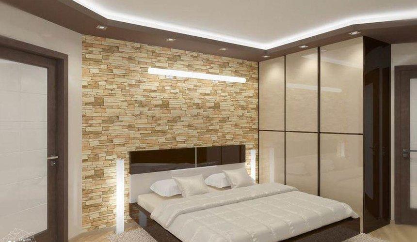 Дизайн интерьера трехкомнатной квартиры по ул. Куйбышева 21-2 17