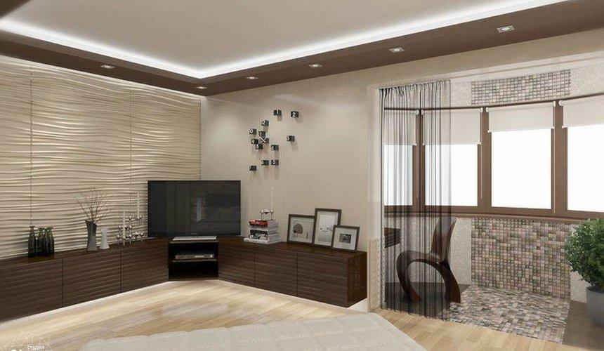 Дизайн интерьера трехкомнатной квартиры по ул. Куйбышева 21-2 18
