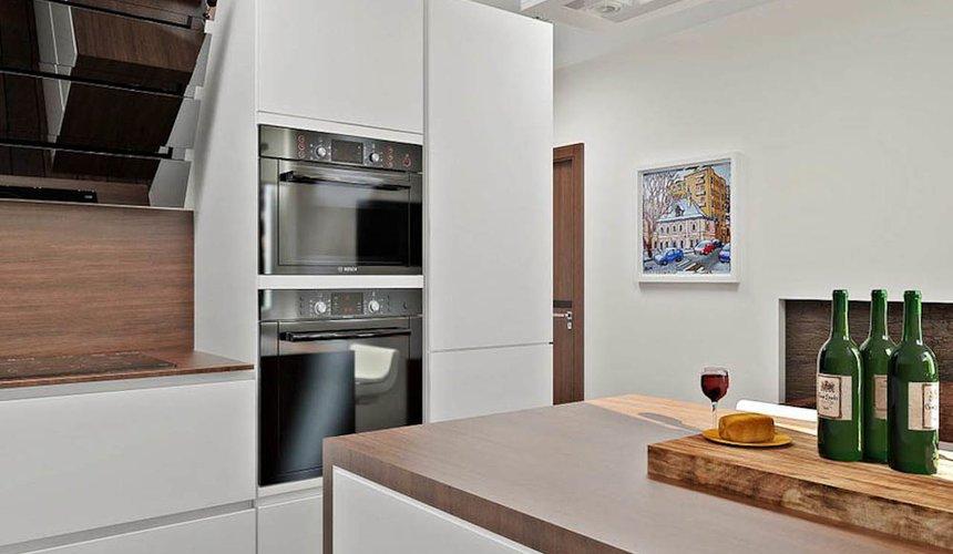 Дизайн интерьера однокомнатной квартиры в стиле хай тек по ул. Щербакова 35 8