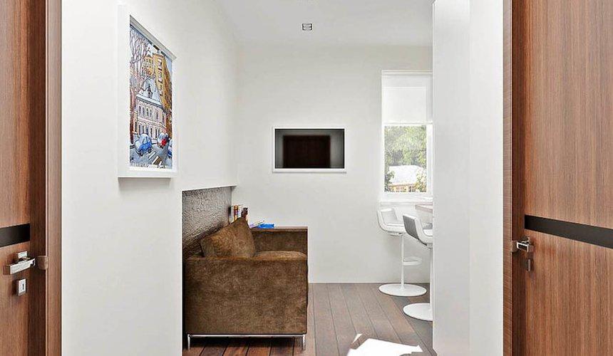 Дизайн интерьера однокомнатной квартиры в стиле хай тек по ул. Щербакова 35 12