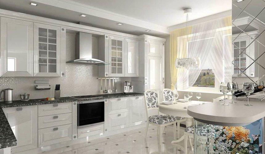 Дизайн интерьера двухкомнатной квартиры по ул. Юмашева 10 3