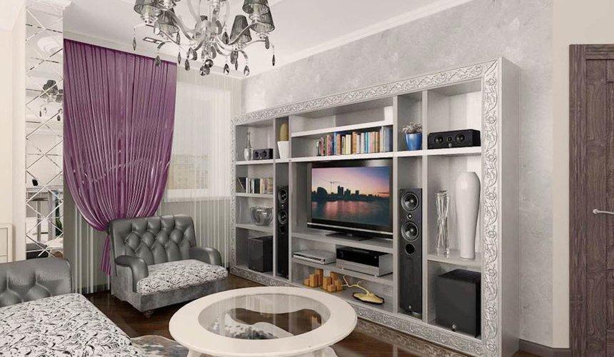 Дизайн интерьера двухкомнатной квартиры по ул. Юмашева 10 7