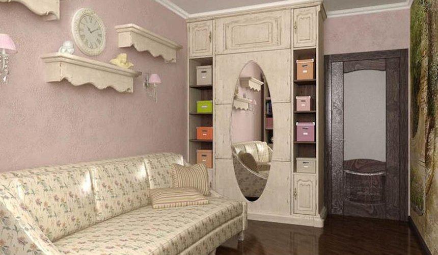 Дизайн интерьера двухкомнатной квартиры по ул. Юмашева 10 8