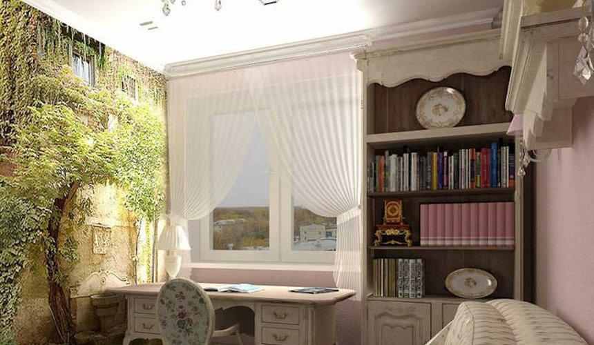 Дизайн интерьера двухкомнатной квартиры по ул. Юмашева 10 9