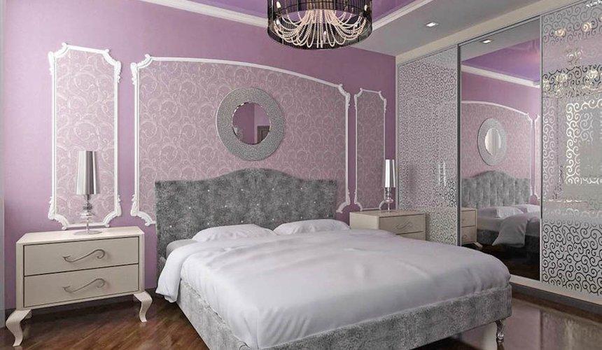 Дизайн интерьера двухкомнатной квартиры по ул. Юмашева 10 11