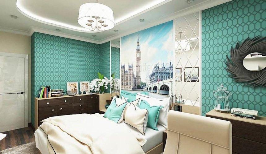 Дизайн интерьера трехкомнатной квартиры по ул. Куйбышева 80/1 6