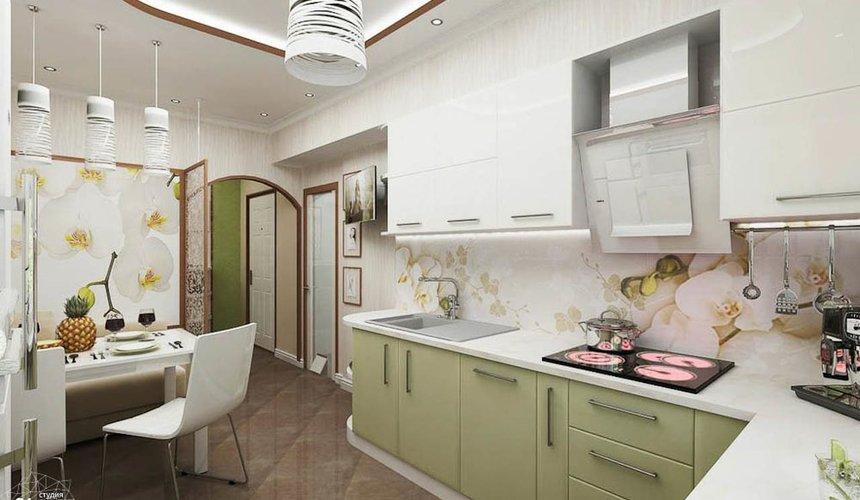 Дизайн интерьера трехкомнатной квартиры по ул. Куйбышева 80/1 8