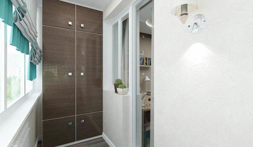 Дизайн интерьера трехкомнатной квартиры по ул. Куйбышева 80/1 15