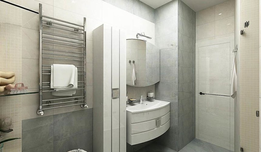 Дизайн интерьера трехкомнатной квартиры по ул. Куйбышева 80/1 16