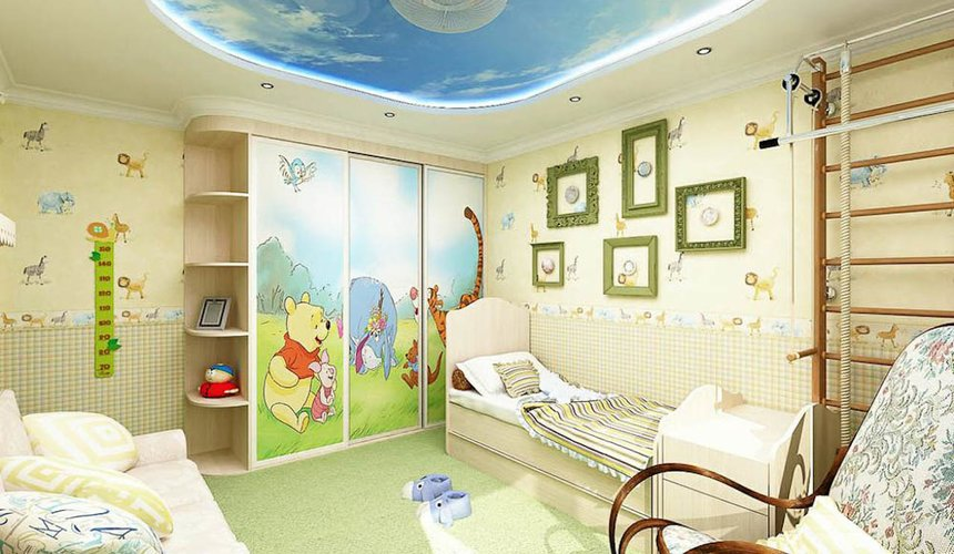 Дизайн интерьера трехкомнатной квартиры по ул. Юмашева 1 14