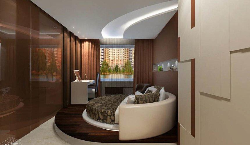 Дизайн интерьера однокомнатной квартиры по ул. Громова 30 9