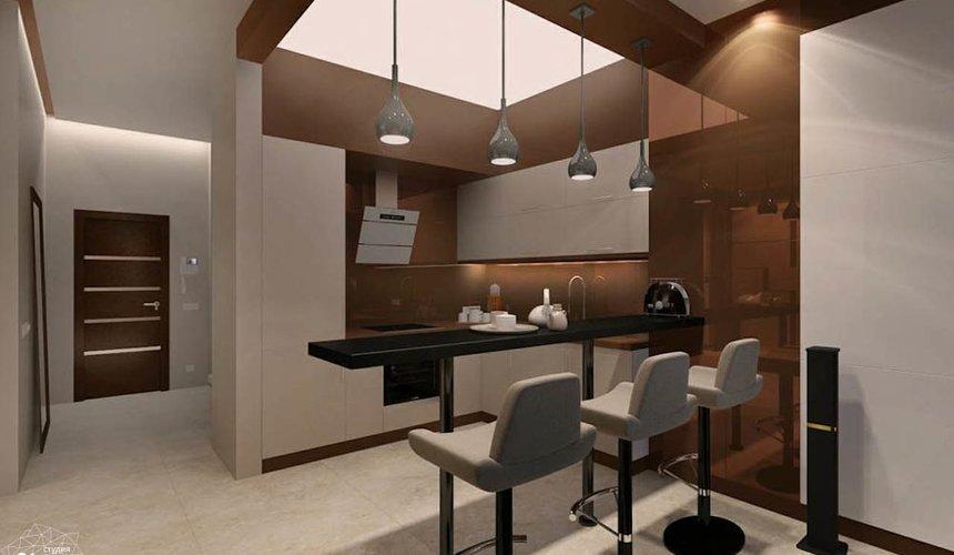 Дизайн интерьера однокомнатной квартиры по ул. Громова 30 11