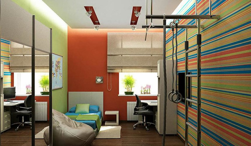 Дизайн интерьера трехкомнатной квартиры по ул. Грибоедова 26 9