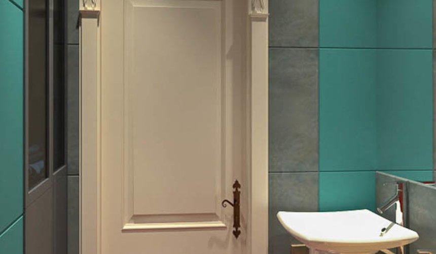 Дизайн интерьера и ремонт трехкомнатной квартиры в Карасьозерском 2 61
