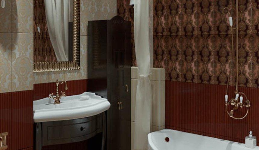 Дизайн интерьера и ремонт трехкомнатной квартиры в Карасьозерском 2 50