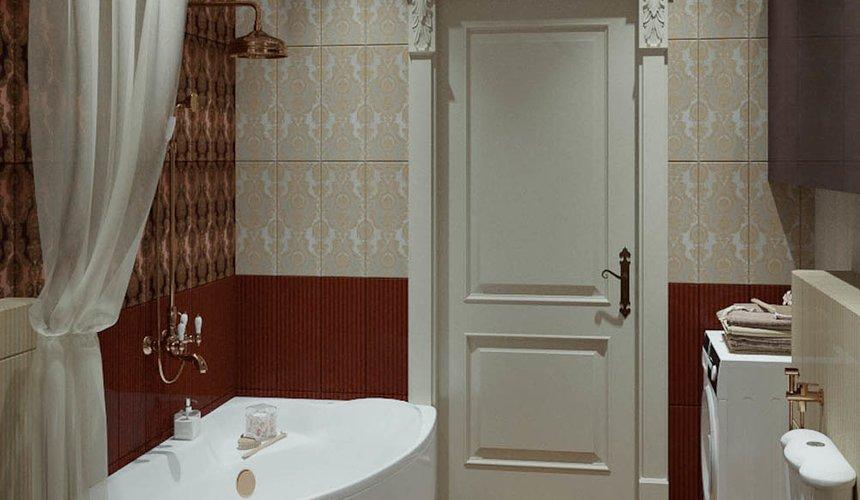 Дизайн интерьера и ремонт трехкомнатной квартиры в Карасьозерском 2 51
