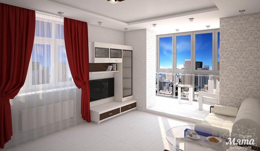 Дизайн интерьера  и ремонт трехкомнатной квартиры по ул. Машинная 44 19