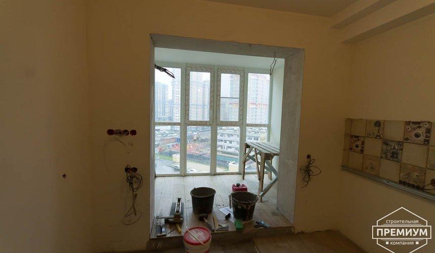 Дизайн интерьера и ремонт трехкомнатной квартиры по ул. Авиационная, 16  50