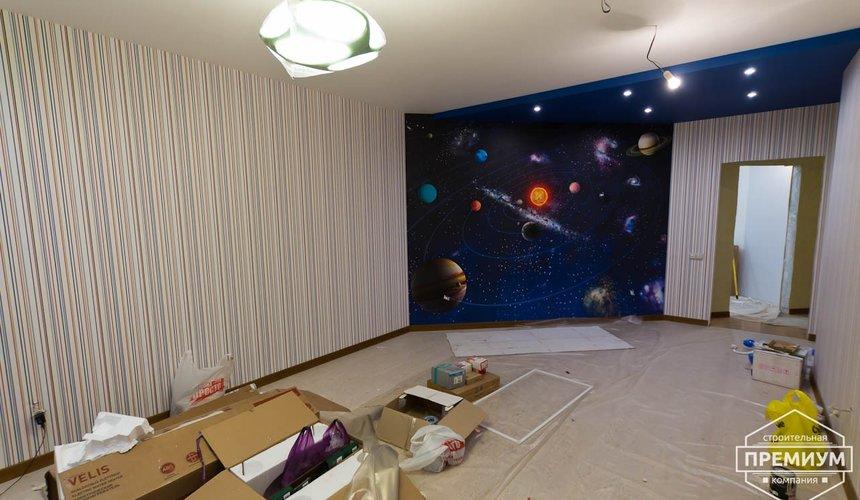 Дизайн интерьера и ремонт трехкомнатной квартиры по ул. Авиационная, 16  58