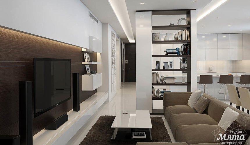 Дизайн интерьера трехкомнатной квартиры по ул. Белинского 86 9