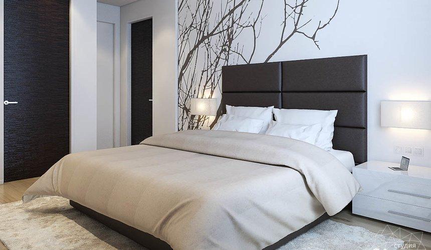 Дизайн интерьера трехкомнатной квартиры по ул. Белинского 86 11
