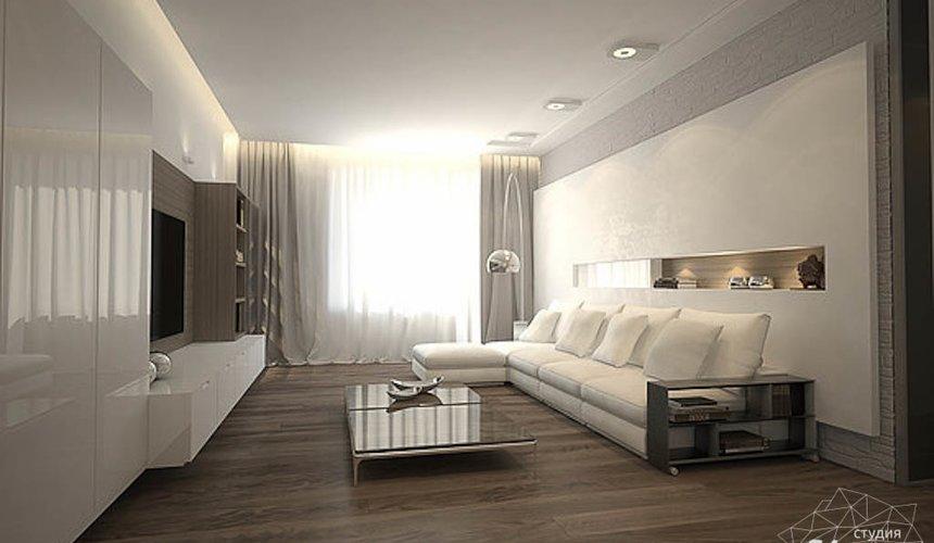 Дизайн интерьера трехкомнатной квартиры по ул. Юмашева 8 3