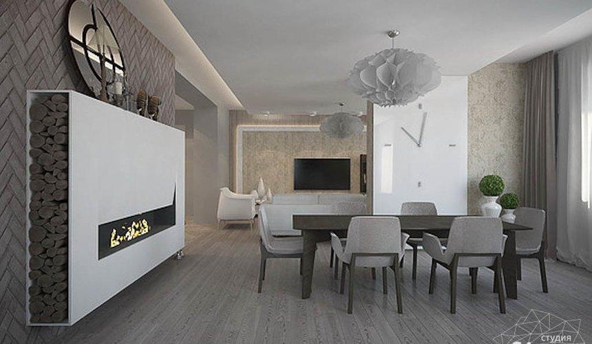 Дизайн интерьера трехкомнатной квартиры в Тихвине 2 9