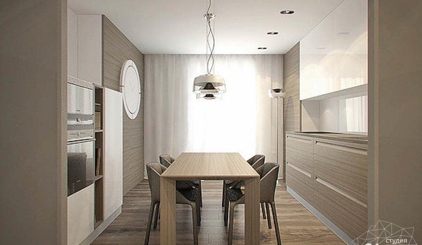 Дизайн интерьера трехкомнатной квартиры по ул. Юмашева 8 9