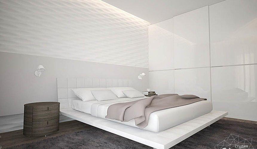 Дизайн интерьера трехкомнатной квартиры по ул. Юмашева 8 10