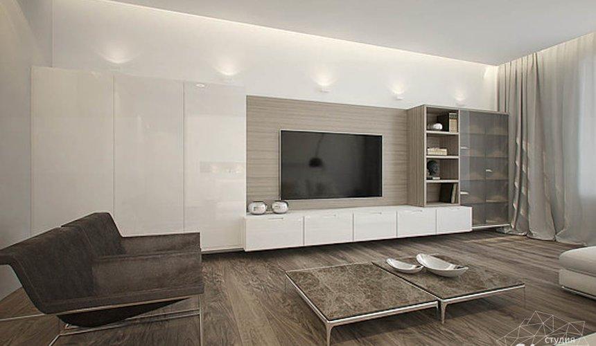 Дизайн интерьера трехкомнатной квартиры по ул. Юмашева 8 6