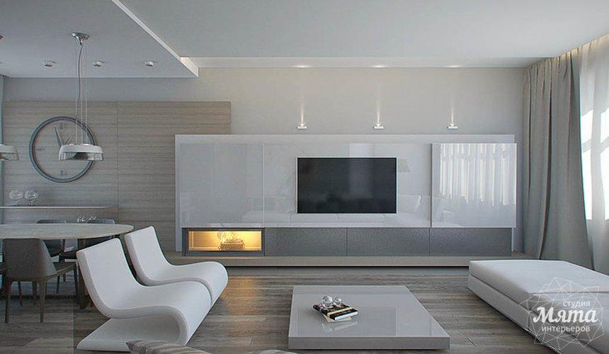 Дизайн интерьера двухкомнатной квартиры по ул. Жукова 14 2