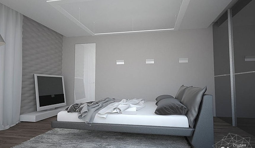 Дизайн интерьера двухкомнатной квартиры по ул. Жукова 14 8